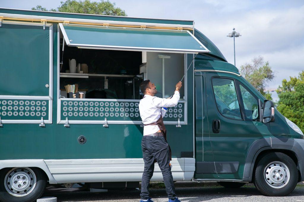Food truck (Location)